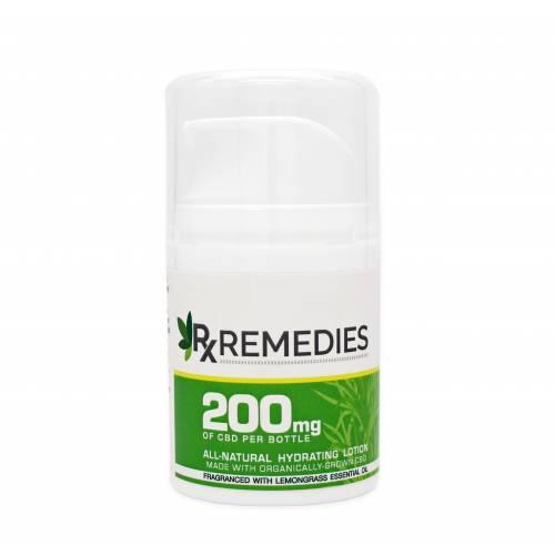 Rx Remedies, Lotion, 200mg/50mL