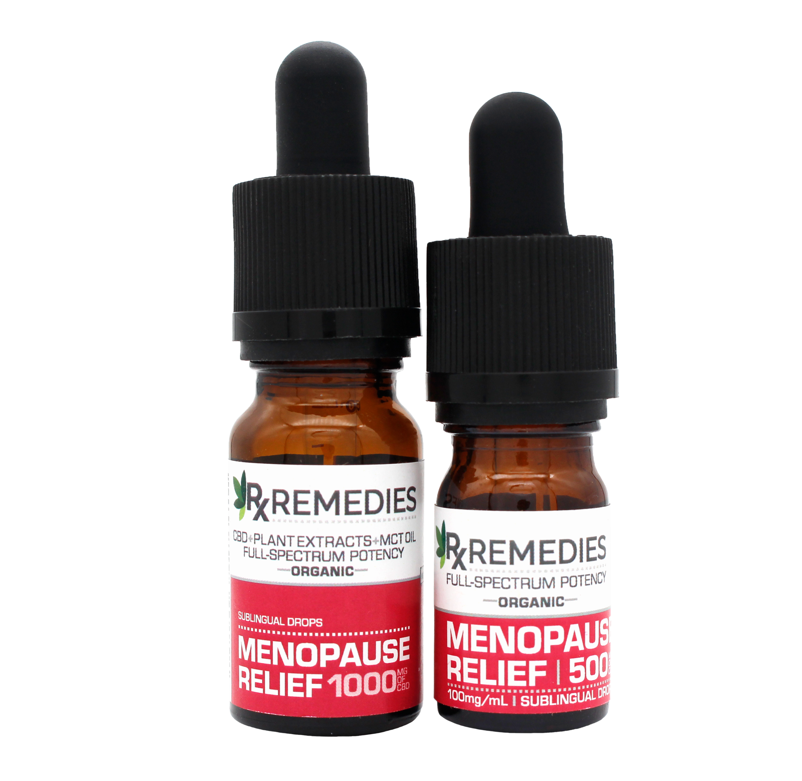 CBD Sublingual Drops