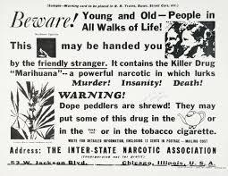 Marijuana Propaganda, Reefer Madness